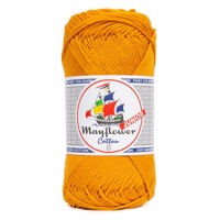 124 Lys Orange COTTON 8/4 JUNIOR, MAYFLOWER