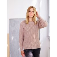 1669 Patentstrikket Sweater