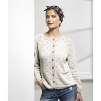 4901 JEANS Butterfly Cardigan