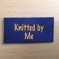 LABEL - Knitted by Me