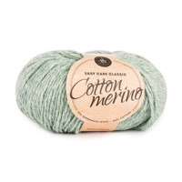 2090 Grøn  EASY CARE CLASSIC - COTTON MERINO