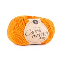 S106 Lys Orange, COTTON MERINO CLASSIC