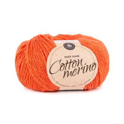 MAYFLOWER  EASY CARE - COTTON MERINO - S07 Orange