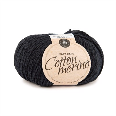 MAYFLOWER  EASY CARE - COTTON MERINO - S09 Mørk Marine