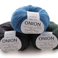 ONION No 6 ORG WOOL+NETTLES