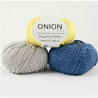 ORG COTTON + MERINO WOOL fra ONION